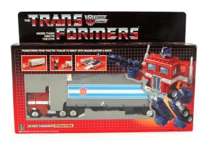 1985 Optimus Prime