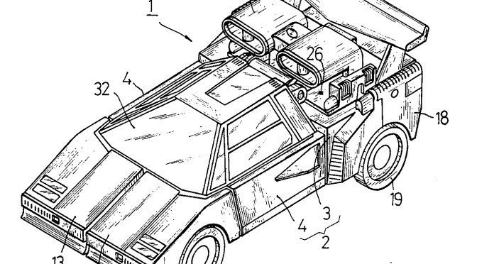 The notorious transformable block assembly.