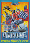 1985 Diaclone Catalog front cover