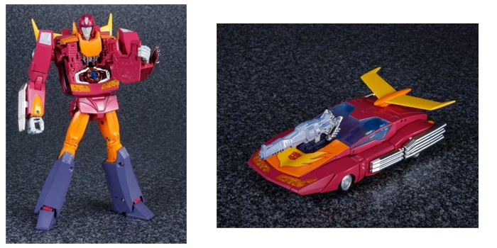 MP-28 Hot Rodimus