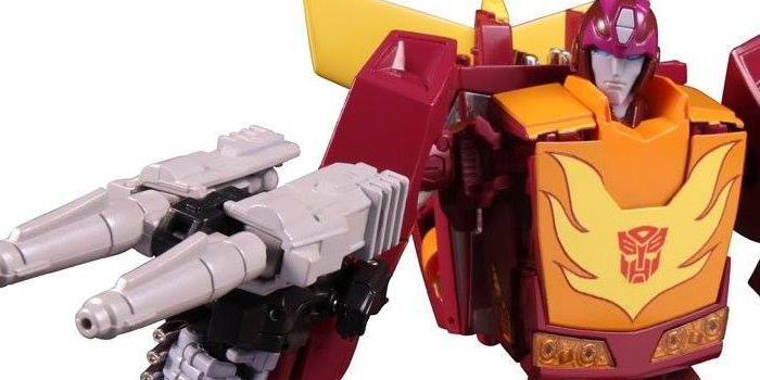 MP-40 Targetmaster Hot Rod