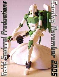 Female Transformers Customs--A.MD.C.