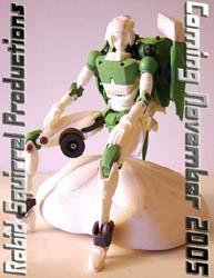 Female Transformers Customs--A.MD.C.
