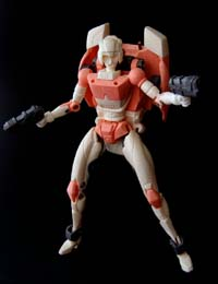 Female Transformers Customs