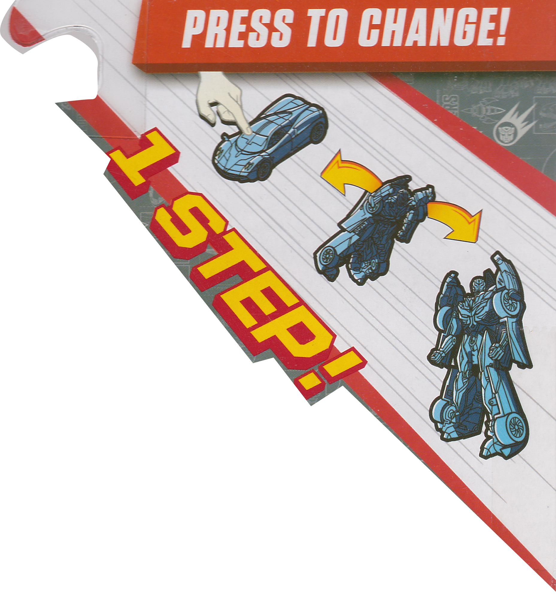 One Step Changers Decepticon Stinger (Transformers, Movie ...