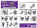 Decepticon Brawl (Double Missile) hires scan of Instructions