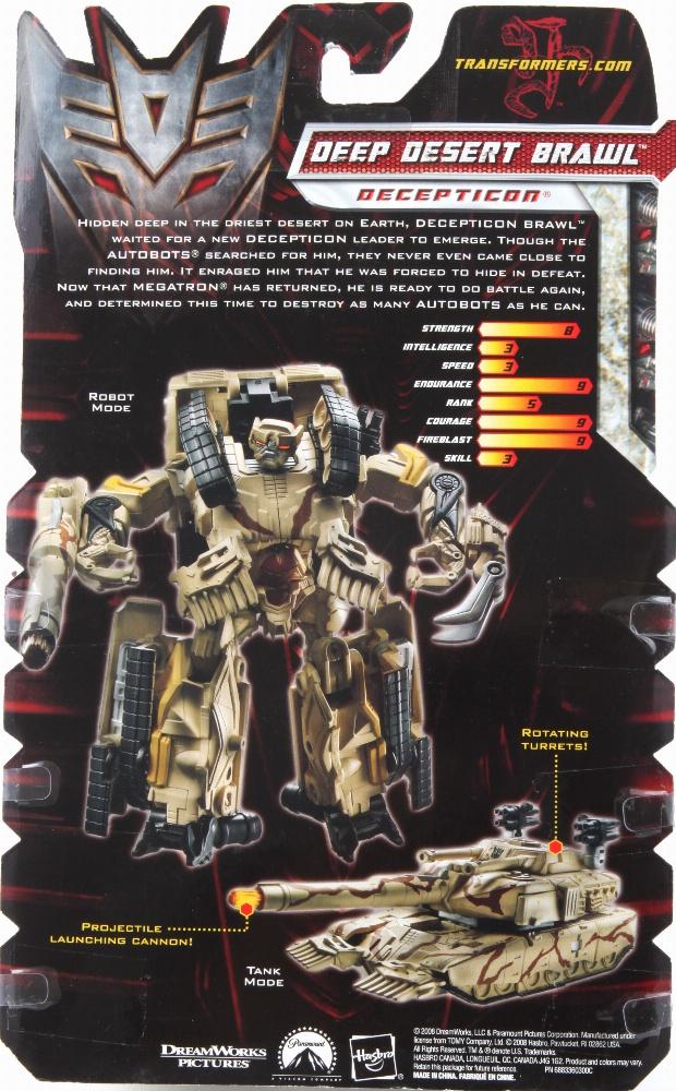 deluxe class deep desert brawl transformers movie