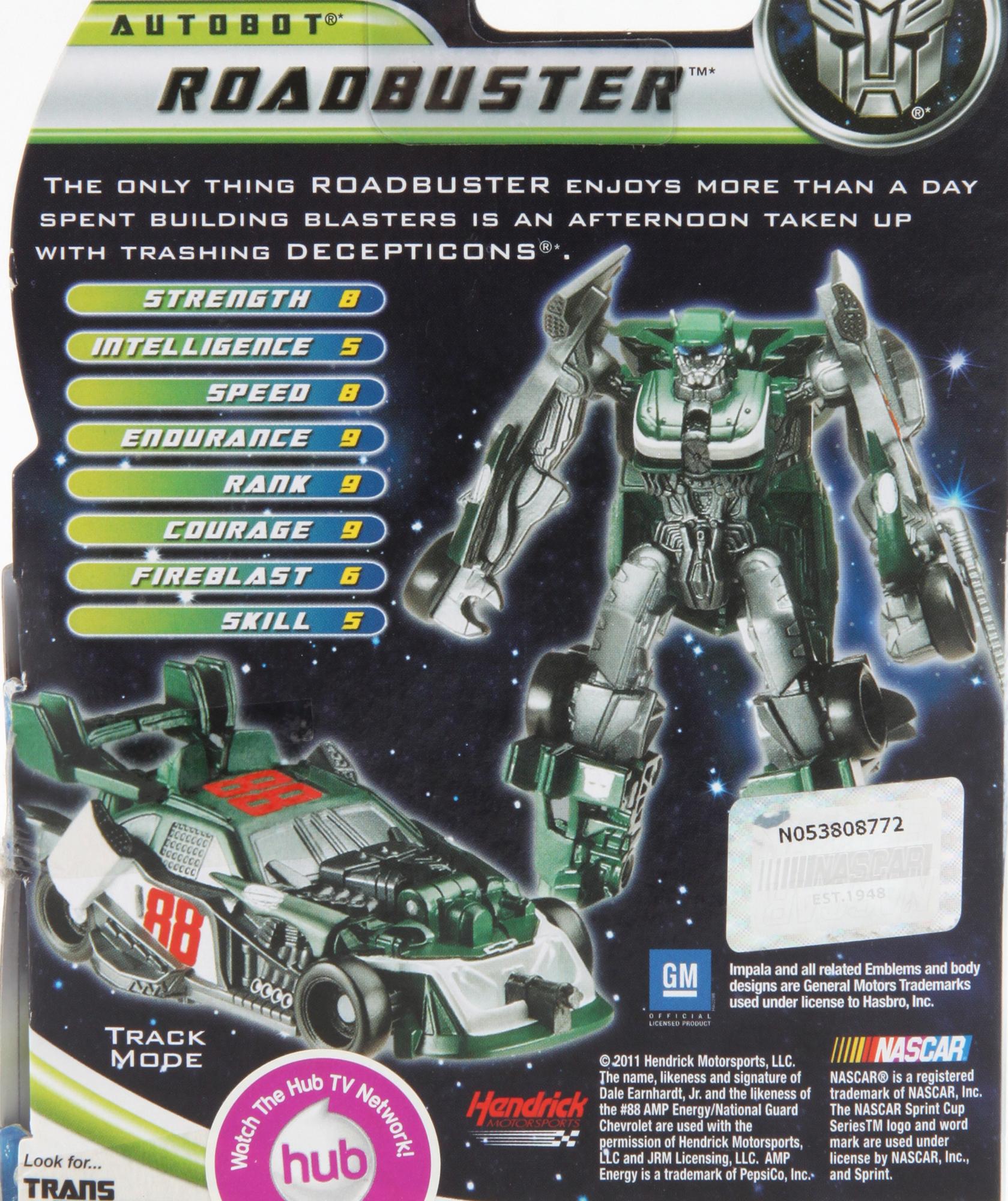 Cyberverse Legion Class Roadbuster (Transformers, Movie ...