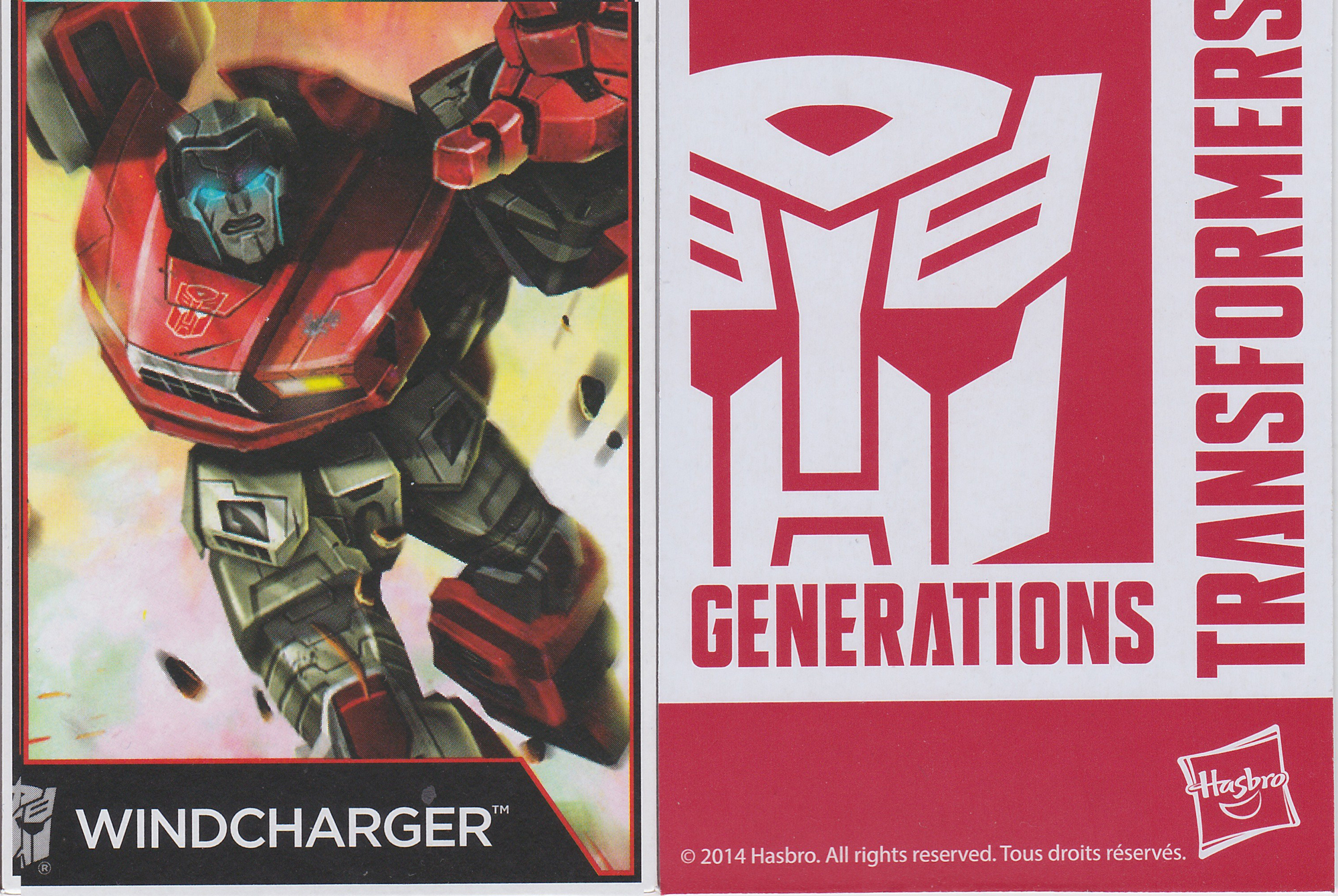 Brand New Transformers Combiner Wars Generations Windcharger