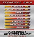 Fireburst Optimus Prime hires scan of Techspecs