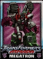 Megatron with Leader-1 hires scan of Techspecs