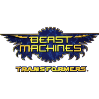 Beast Machines toy line logo