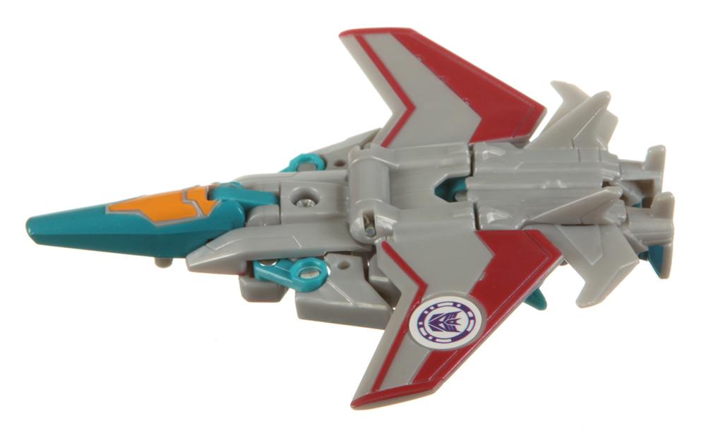 Legion Class Starscream  Transformers  Robots In Disguise