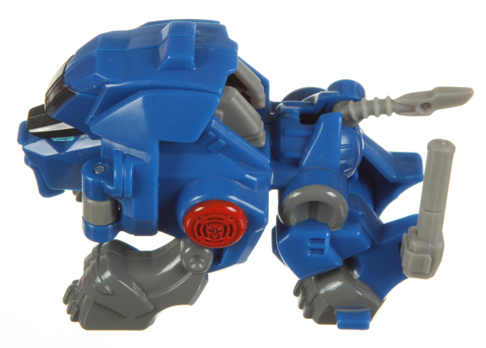 Valor le lion-Bot-Transformers Rescue Bots Mini contre-action figure