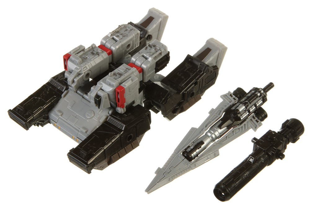 WFC-S12 War for Cybertron Megatron Transformers: Siege Sealed