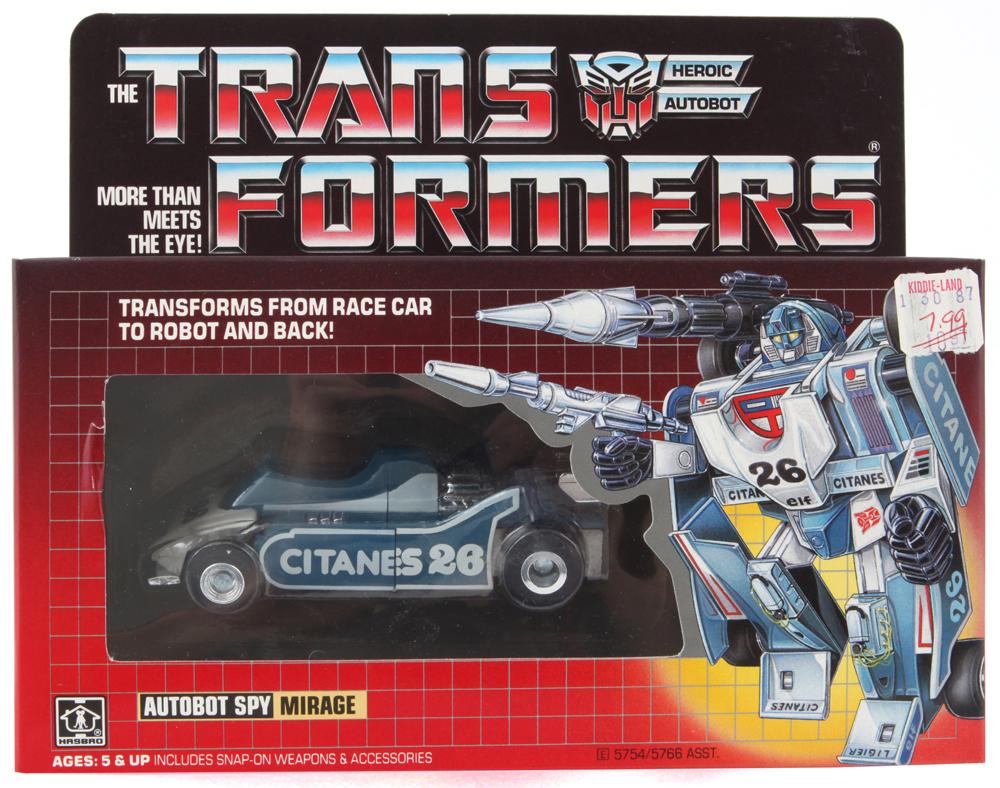 autobot cars mirage transformers g1 autobot transformerland