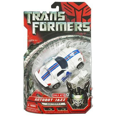 Deluxe Class Autobot Jazz (Transformers, Movie, Autobot ...