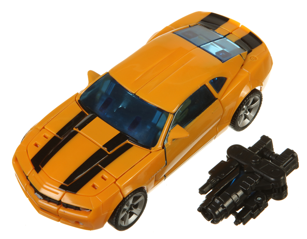 Deluxe Class Bumblebee Concept Transformers Movie Autobot Transformerland Com Collector S Guide Toy Info