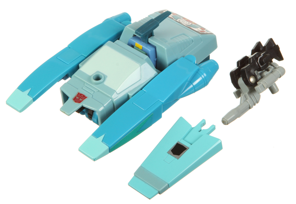 Target Toy Guide : Targetmasters blurr transformers g autobot