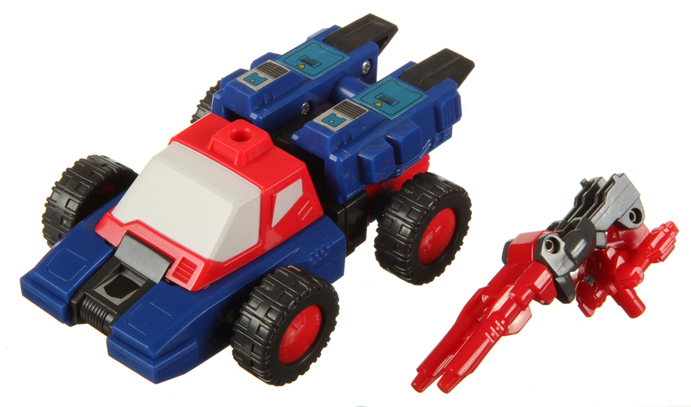 Target Toy Guide : Targetmasters crosshairs transformers g autobot