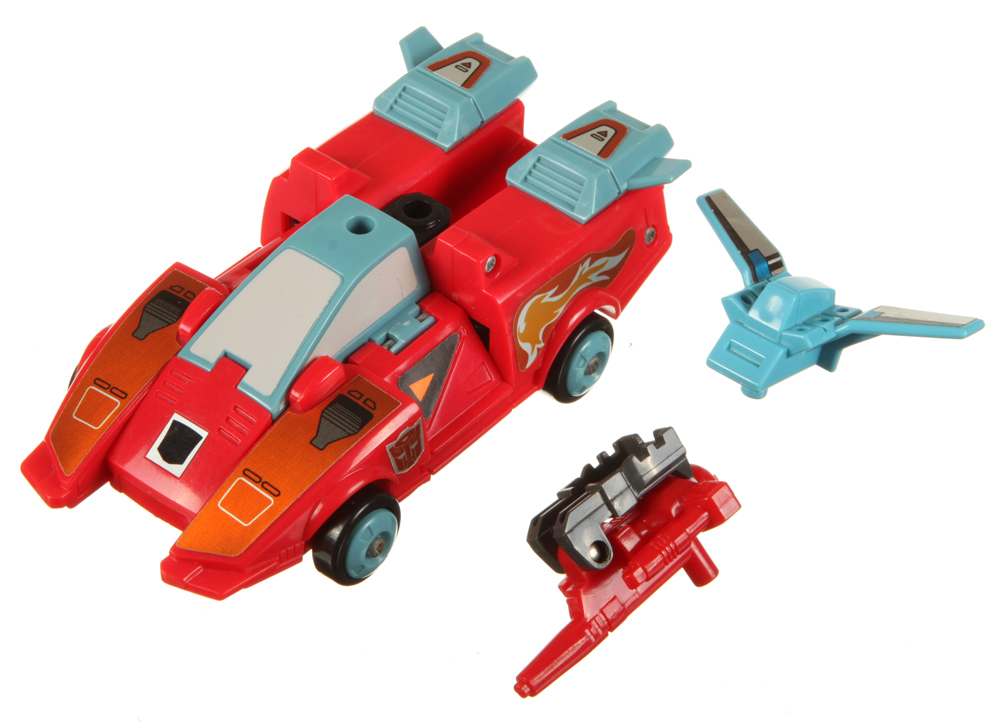 Target Toy Guide : Targetmasters pointblank transformers g autobot
