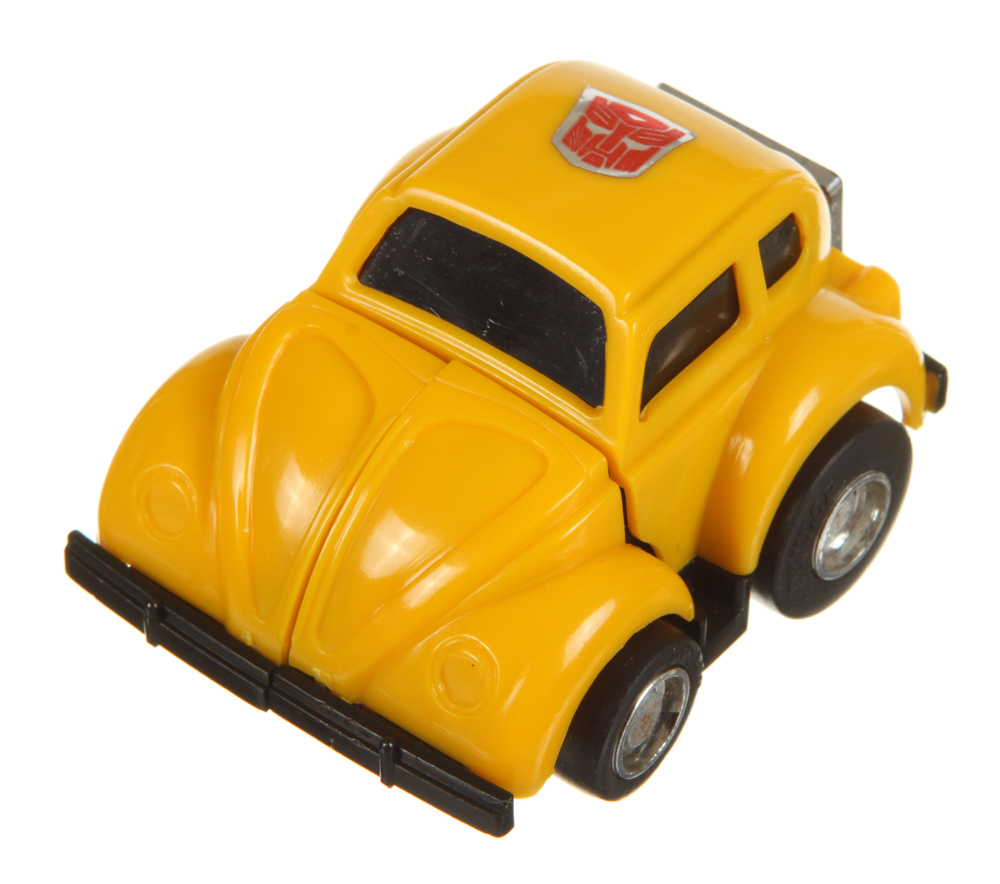 Mini Vehicles Bumblebee Transformers G1 Autobot