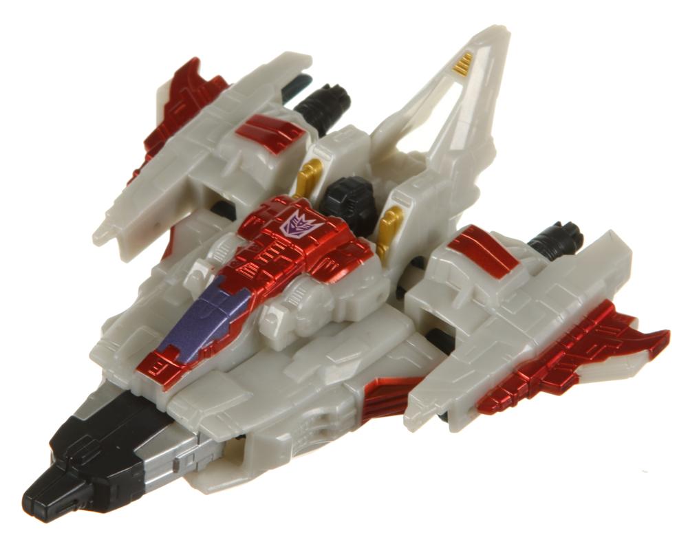 Legends Class Starscream  Transformers  Cybertron