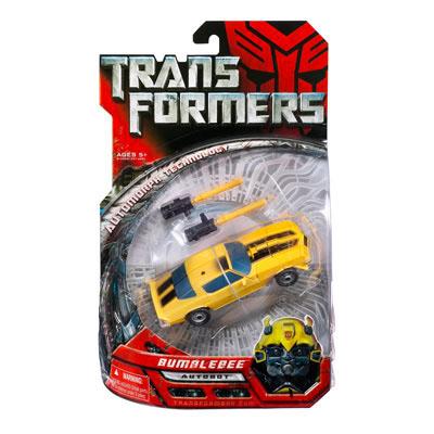 deluxe class bumblebee transformers movie autobot