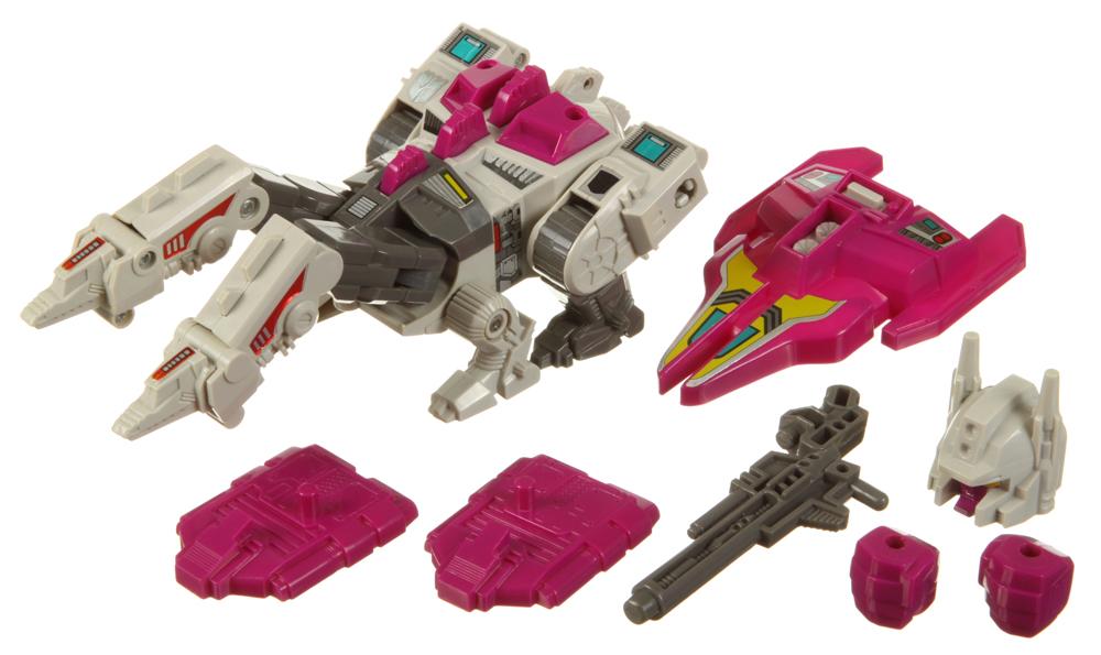Vtg Transformers G1 1987 Terrorcons Hun-Gurrr ABOMINUS LEFT FOOT weapon