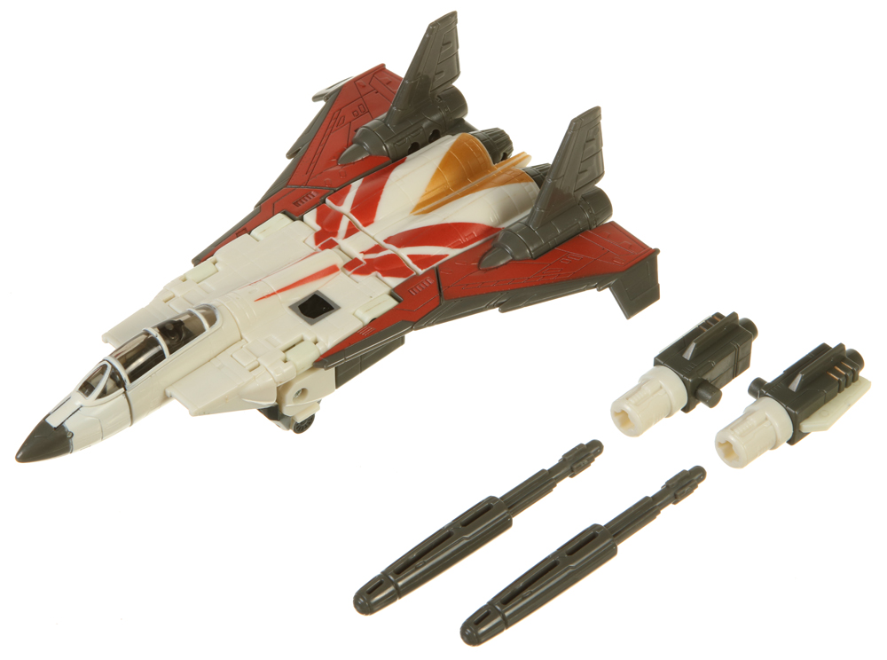 Transformers Classics Ramjet Missile /& Launcher