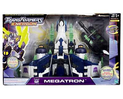 Transformers Energon Megatron Pictures News Information