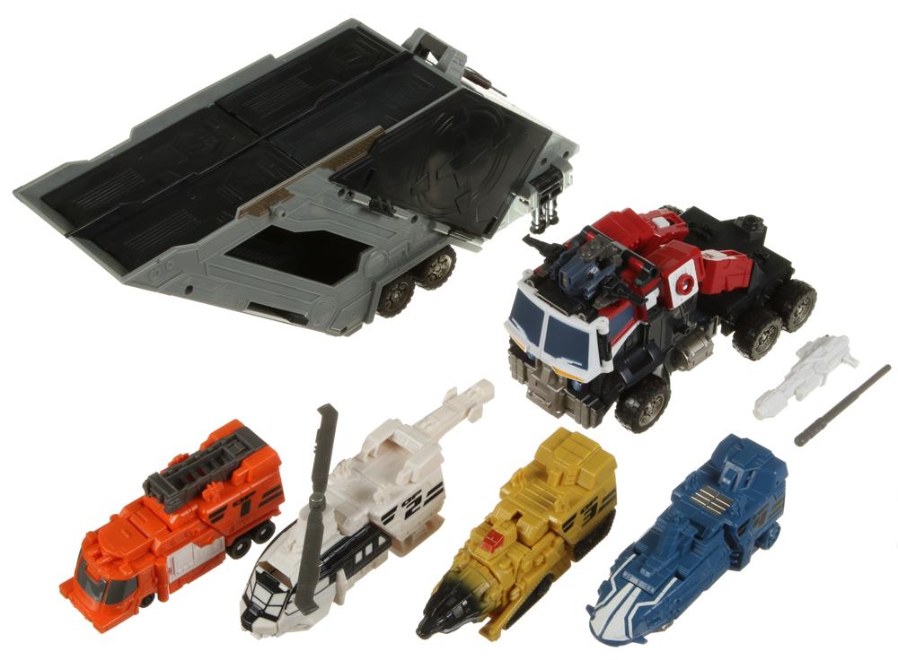 Transformers Energon OPTIMUS PRIME Leader Class