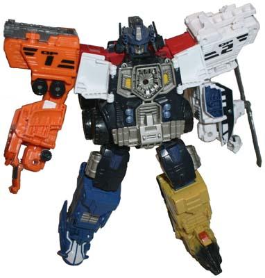 Leader Class Optimus Prime (Transformers, Energon, Autobot ...