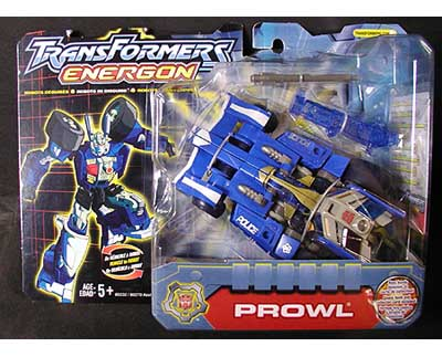 How To Figure Car Payment >> Transformers Energon Prowl-Pictures-News-Information
