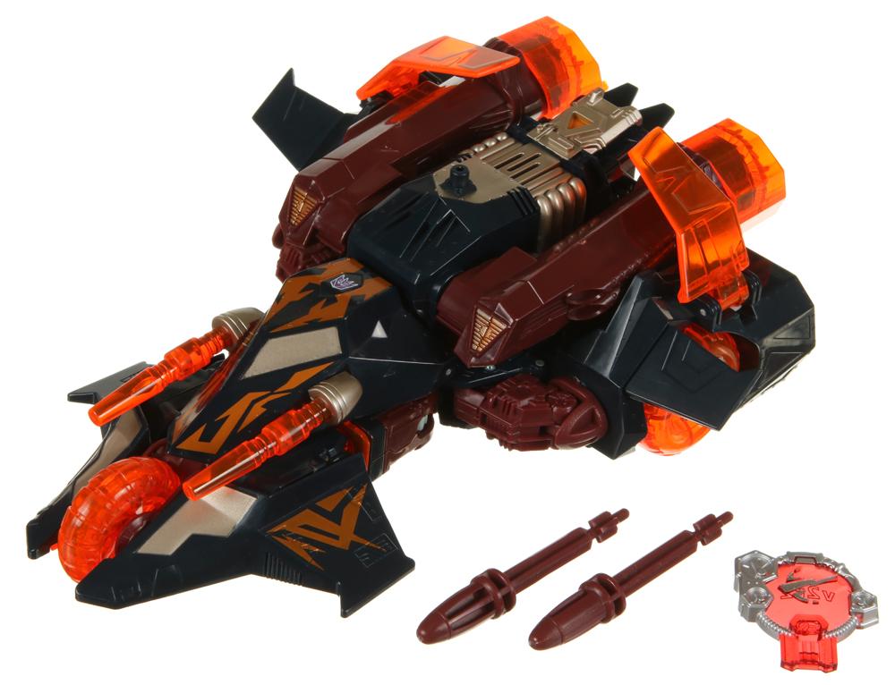 Transformers Cybertron DARK Crumplezone Voyager Figure