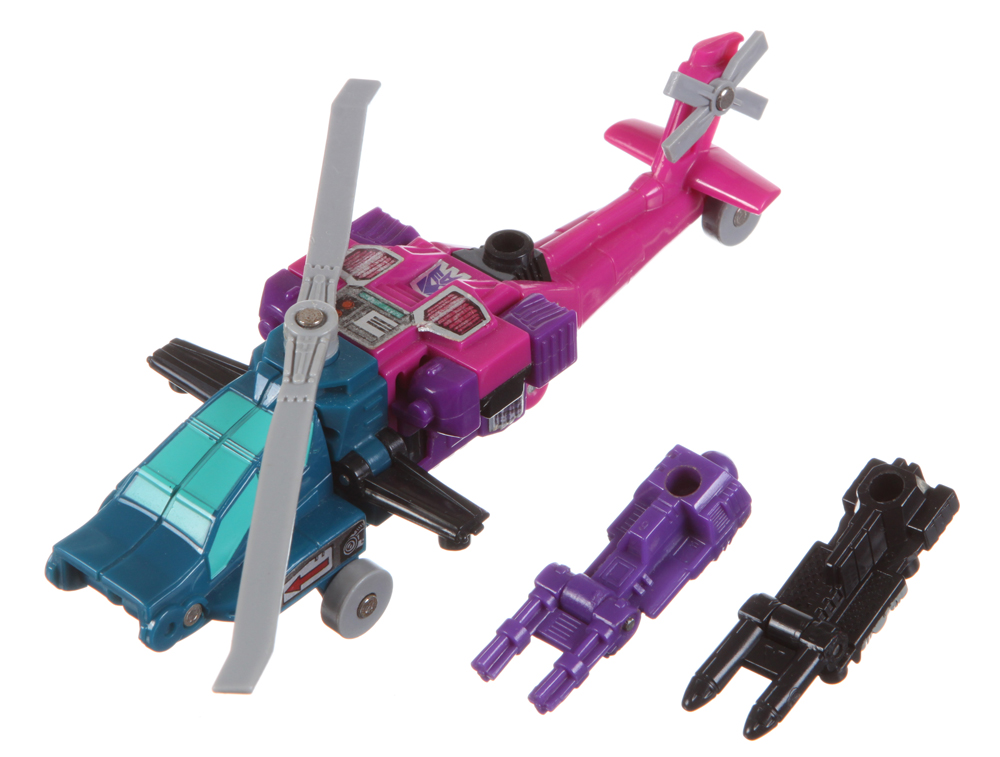 Target Toy Guide : Targetmasters spinister transformers g decepticon