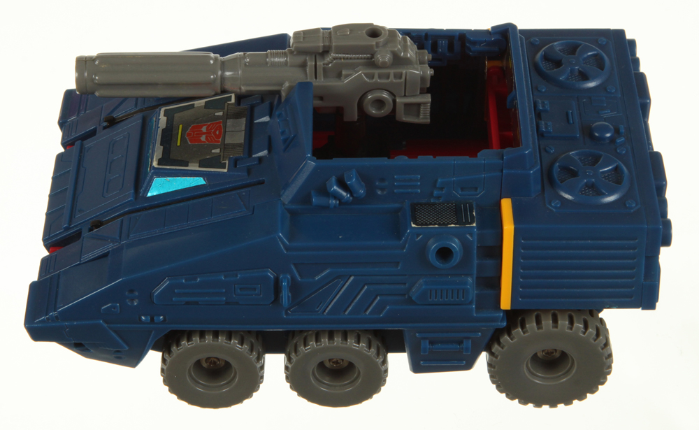 G1 TRANSFORMERS AUTOBOT MICROMASTER BASE GROUNDSHAKER MISSILE LAUNCHER LOT # 3