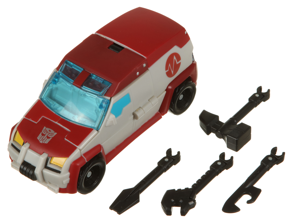 Transformers Animated Ratchet Complete Deluxe