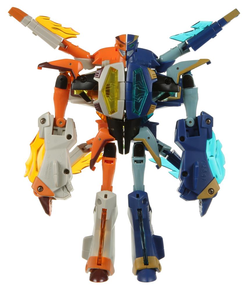 Jetfire /& Jetstorm Transformers Animated Safeguard