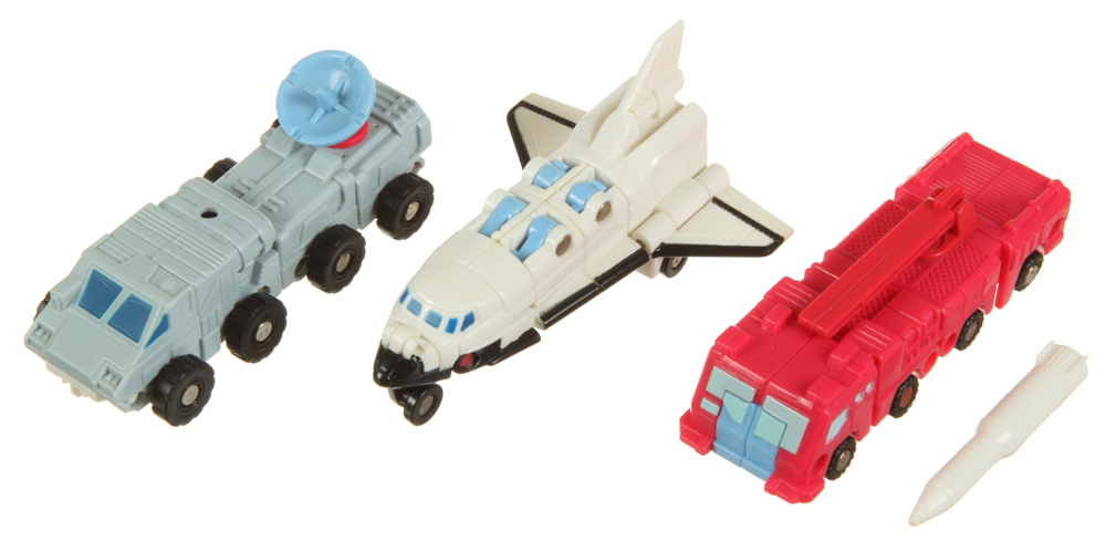 Transformers G1 1990 Moonrock Missile Master MICROMASTER Astro Squad