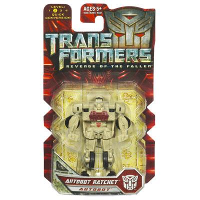 Legends Class Autobot Ratchet (Transformers, Movie ...