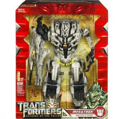 Transformers Rotf MEGATRON Leader class Revenge Of The Fallen MISSILE