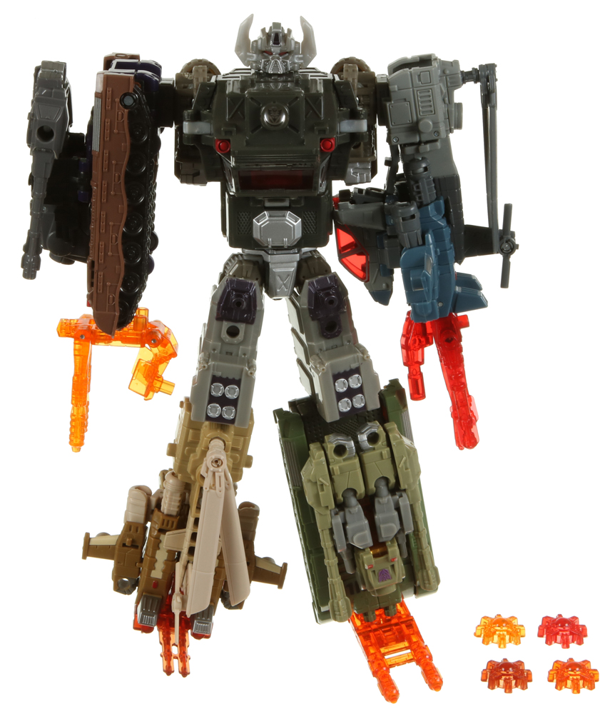 Toy Blast Update : Combiners gift set only bruticus maximus transformers