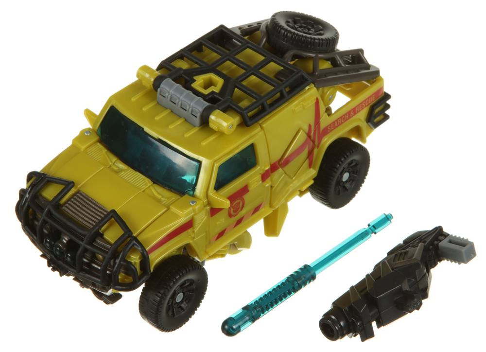 Deluxe Class Autobot Ratchet (Transformers, Movie ...