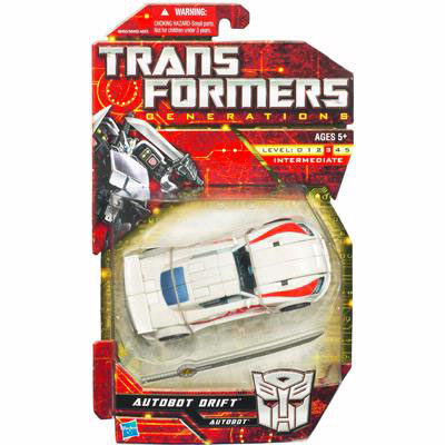 Deluxe class autobot drift transformers generations - Autobot drift transformers 5 ...