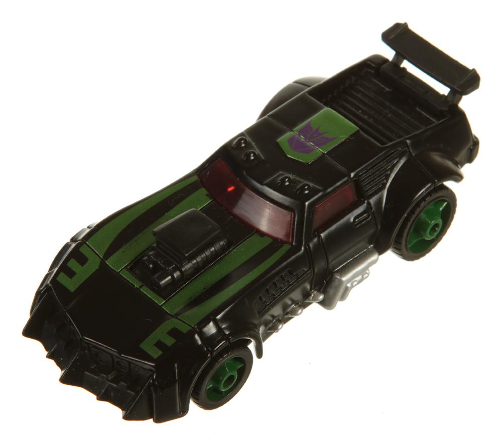 Transformers Speed Stars LOCKDOWN Metal Heroes Series NEW