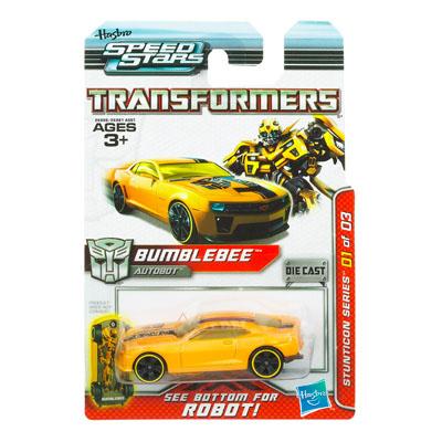 Transformers Speed Stars BUMBLEBEE Stunticon Series NEW