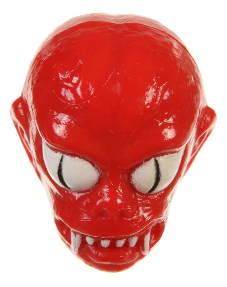 MODULOK Head with White Eyes MOTU HE-Man and the Masters of the Universe