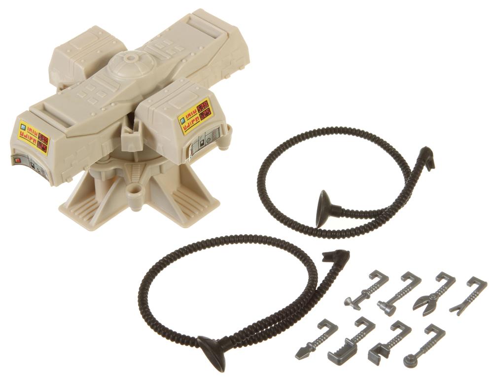 Vintage Star Wars Vehicle Maintenance Energizer Tool Large Hammer Spare Part