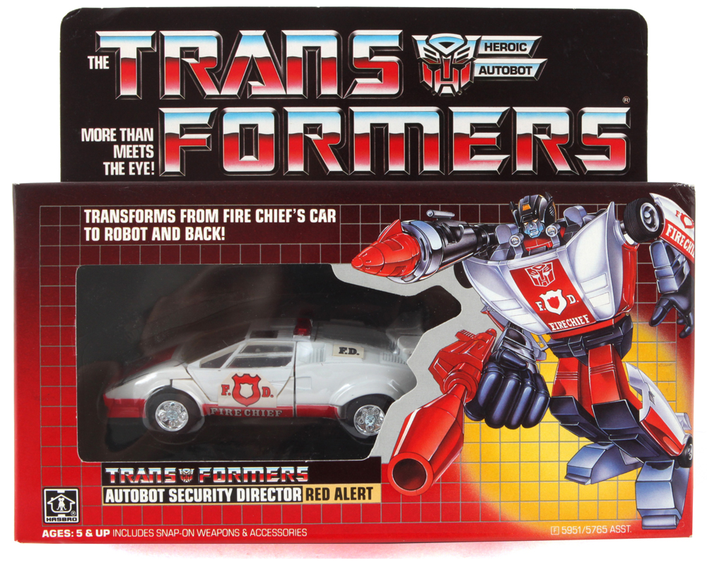 Transformers Deep Cover Figure E-hobby Commemorative